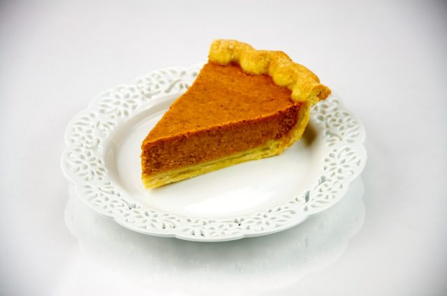 la Pumpkin Pie : la Vraie Tarte à la Citrouille Américaine (avec du potimarron ça marche aussi!)