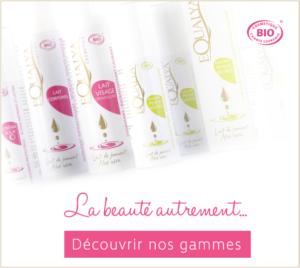 Vente cosmétiques Bio au lait de jument
