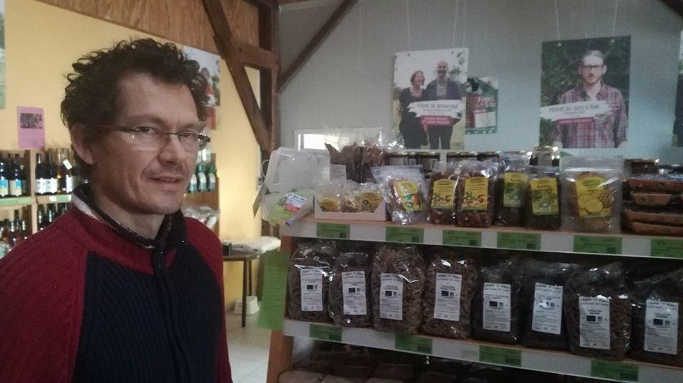 Visite de la ferme Ty R'nao