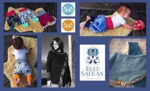Expo/Vente «Bleu Safran»