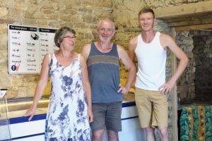 Joachim DUTE … Les glaces de la grande fontaine slurp!