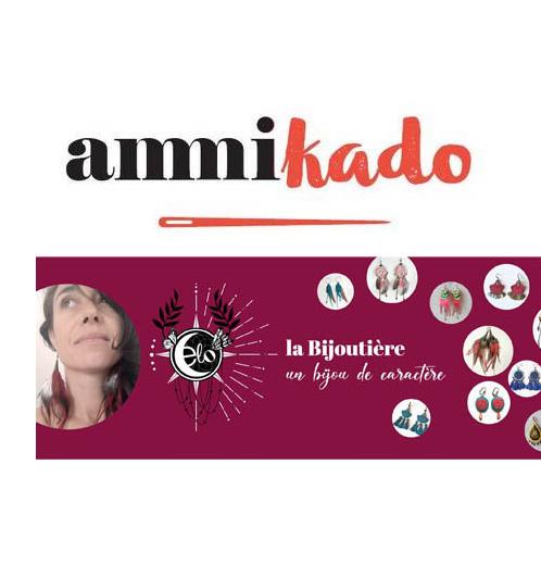 – – – – Expo de créatrices – – – –  Ammikado & Elo la Bijoutière