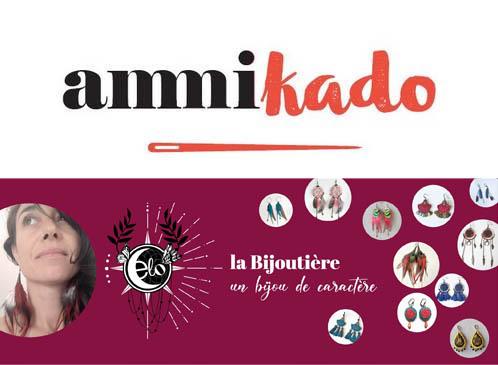 Expo/Vente Ammikado et Elo la Bijoutière