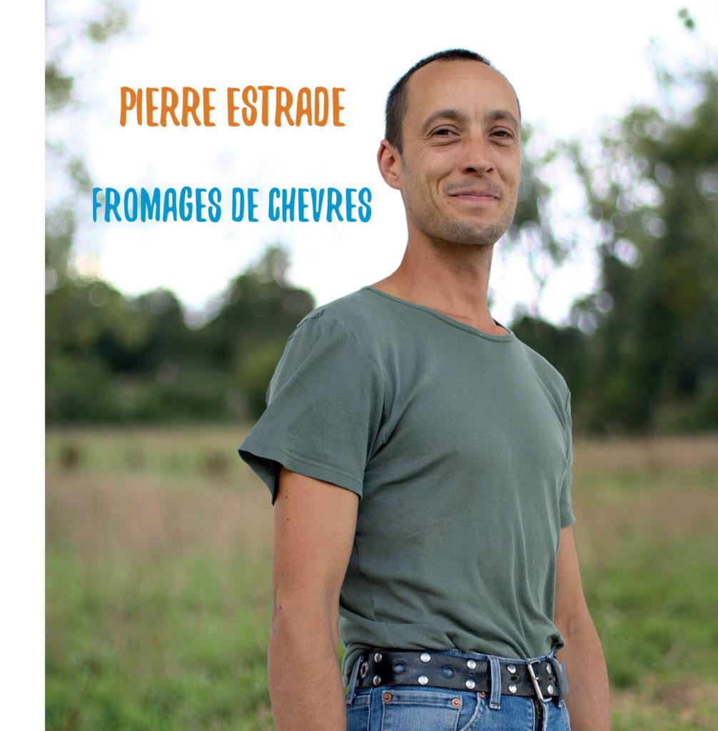 – – Rencontre/dégustation – – Pierre Estrade – Ferme de la Cerisaie