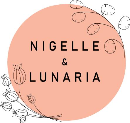 – – – – Expo de Créatrice – – – – Nigelle & Lunaria (bouquets de fleurs…séchées)