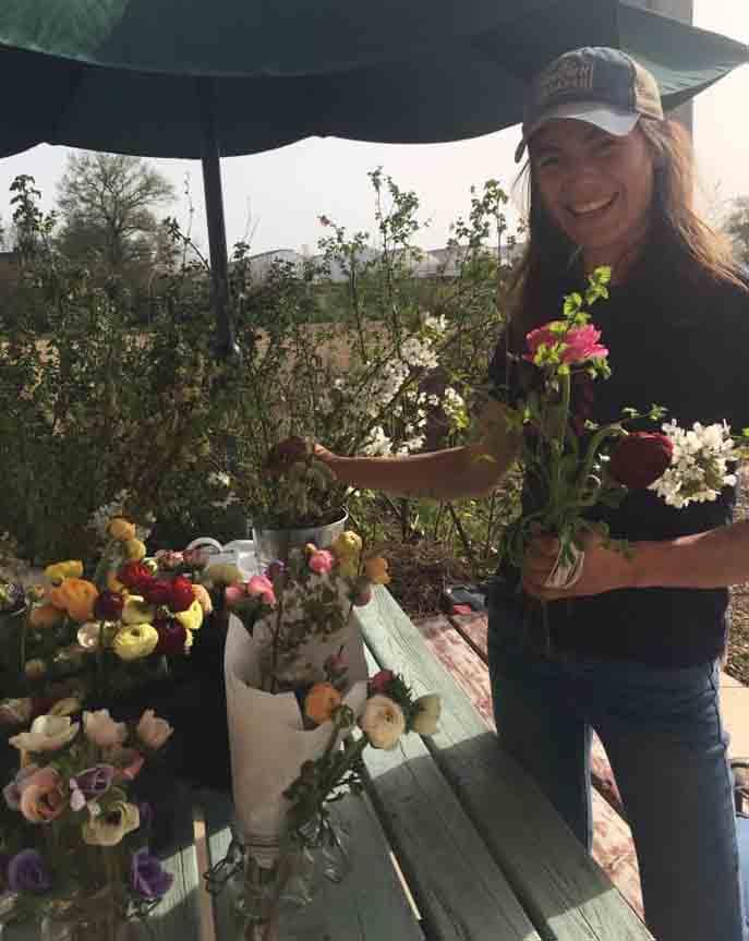 – – EXclu Chantepie – – Floramazette bouquets de fleurs fraîches